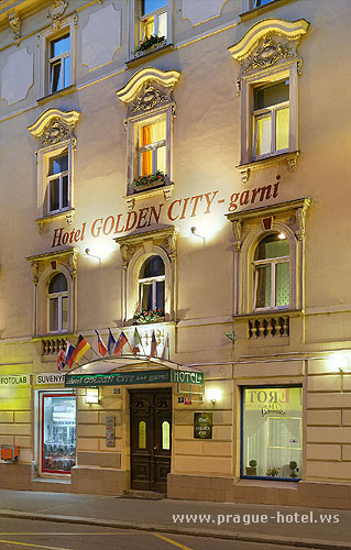 hotel Golden City fotky